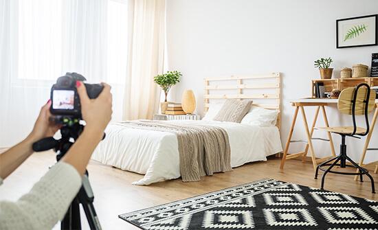 Immobilien Fotografie